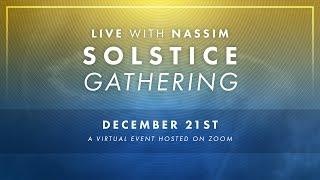 Solstice Gathering - December 21st 2017