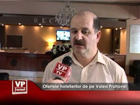 Ofertele hotelierilor de pe Valea Prahovei