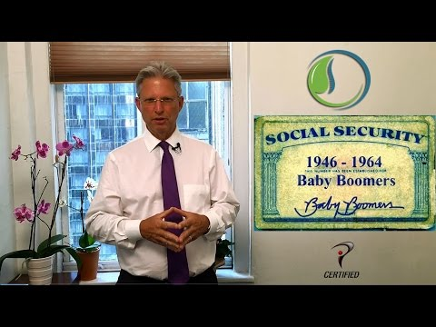 """""""To my Fellow Baby Boomers"""", with ChiroWellness expert Dr. Arnold Angrist."""