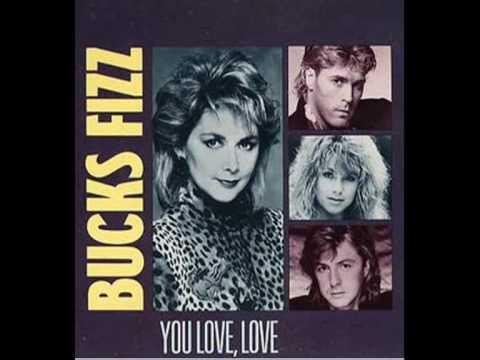 Bucks Fizz - You Love Love - 1983