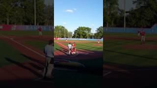 Cody Lucas 2018 Baseball KU