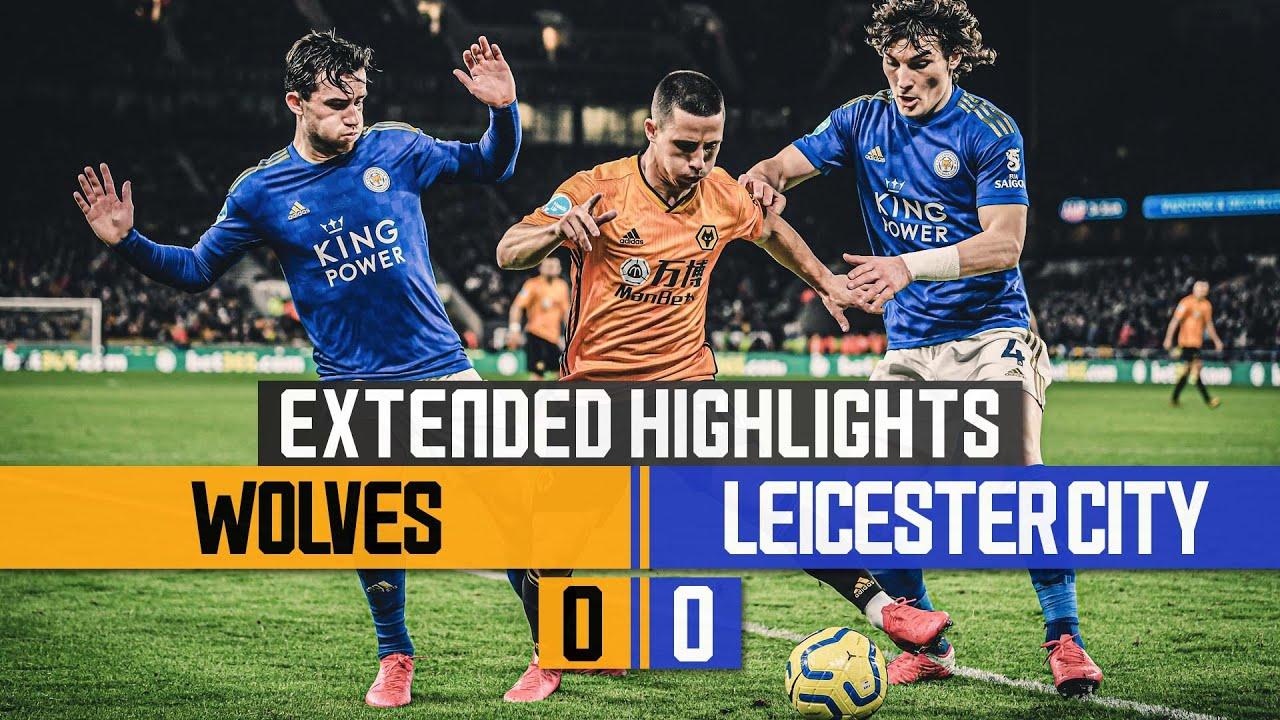 Wolverhampton Wanderers vs Leicester City [Fri, Feb 14, 2020]
