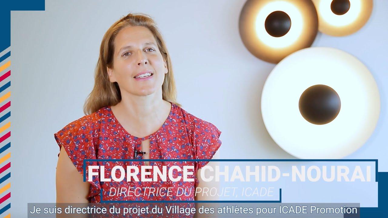 Les Bâtisseurs des Jeux : les acteurs de la relance – Florence Chahid-Nourai (ICADE)