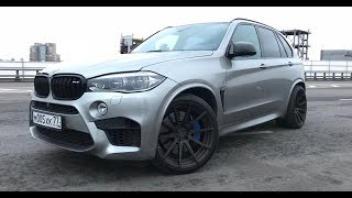 DT_LIVE. Тeст 1000+ л.с. BMW X5M