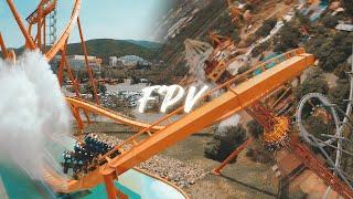 Cinematic FPV - Amusement park / 경주 월드