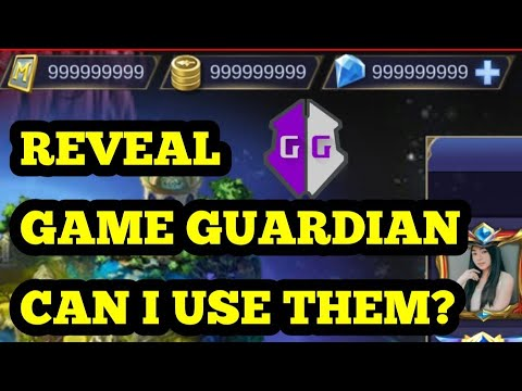 REVEAL GAME GUARDIAN 9999999 CHEAT CAN WE USE THIS