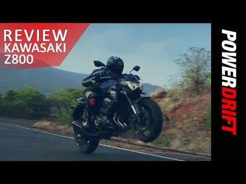 Kawasaki Z800 Review I PowerDrift