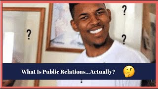 Public Relations | Career Advice | How To Grow A Business