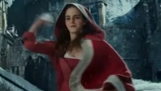 Beauty And The Beast TV Spot #3 - You Can Talk (2017) New Footage  Emma Watson