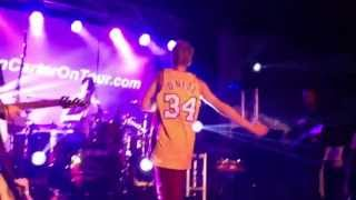 "Aaron Carter: ""That's How I Beat Shaq"" Live @ Club Fever: South Bend, IN. 9-24-2013."