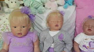 Reva Schick Reborn Art Doll Family ( Adults Only)