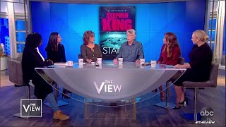 """Stephen King on """"The Stand"""" Series & Idea of """"The Shining"""" 