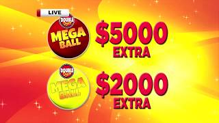 Double Draw #22332 02-05-2018 9:00pm
