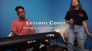 Lessons (Sinead Harnett) Cover L David Galvan And Ariel Almodovar