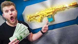 NERF Stash Your Cash Challenge!