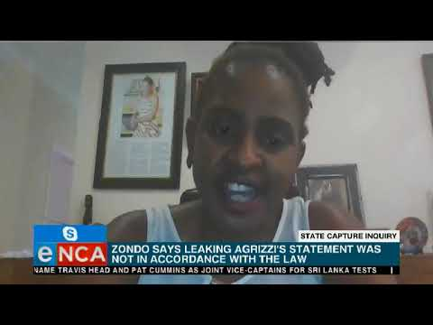 SANEF Chairperson disappointed with Zondo media tongue lashing