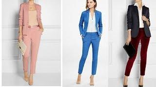 Latest Formal Dress For Ladies 2018||Coats Jacket |Blazer Jacket| Business Attair