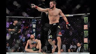 "Khabib ""The Eagle"" Nurmagomedov- Don't Get In My Way (HIGHLIGHTS 2019)"