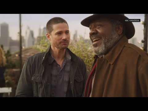 """""""The Village"""" cast members Lorraine Toussaint and Warren Christie on why the show resonates with viewers, and why it reminds Toussaint of her younger years in New York City. (April 16)"""