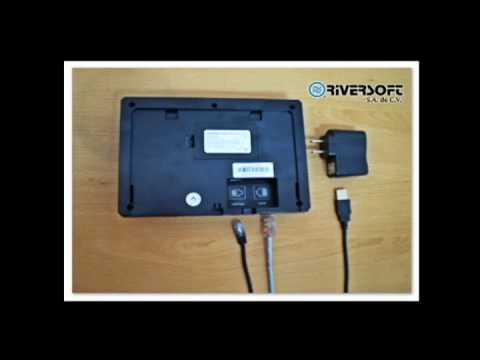 Conectar terminal Rbio_ANVIZ EP300