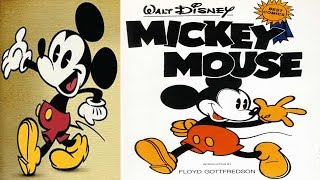 Mickey Mouse Cartoon||Mickey Mouse Drawing - Video Youtube