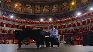 Behind the Scenes: Meet Gerry, the Royal Albert Hall's piano tuner