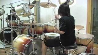 Against the Fate (ANCIENT MYTH) Drums JUHKI self cover