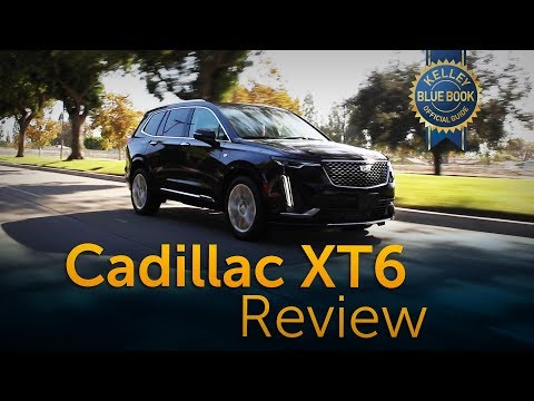 External Review Video jBGeD-PEIe4 for Cadillac XT6 Crossover