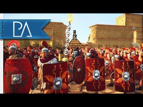 STUBBORN DEFENDERS WILL NOT BACK DOWN! - Siege Battle - Total War: Rome 2