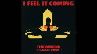 The Weeknd  I Feel It Coming Audio Ft Daft Punk With Lyrics