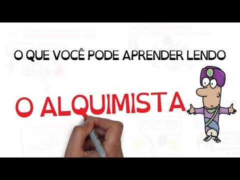 Resenha O ALQUIMISTA   Paulo Coelho   SejaUmaPessoaMelhor