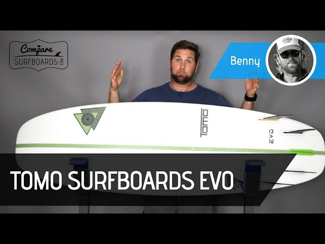 Tomo Surfboards EVO Review (Firewire LFT) - Futures EA Blackstix no.152 | Compare Surfboards