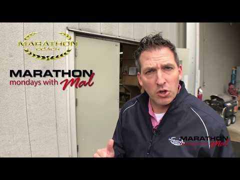 Luxury Coach In Production. Marathon Mondays With Mal. Ep.90