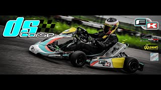 preview picture of video 'Karting at its best - 0414 // Formula K by Kahnt Motorsport // OAKC // Lohsa'