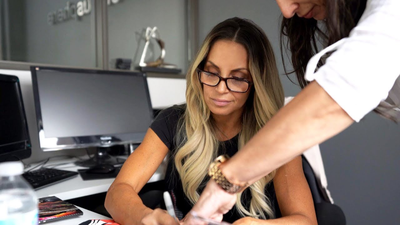 Trish goes back to work the day after SummerSlam: WWE 24: Trish Stratus extra
