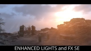 Skyrim SE mods - Enhanced Lights and FX