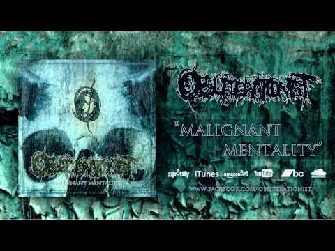 """Obliterationist - """"Malignant Mentality"""""""