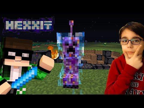 Tuhaf Şey!!! | Minecraft Hexxit #3