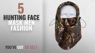 Top 10 Hunting Face Mask [Men Fashion Winter 2018 ]: Thermal Fleece Balaclava Hood Windproof Mask