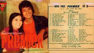 Chế Linh & Thanh Tâm – Tình Đầu Dang Dở – Thu Âm Trước 1975