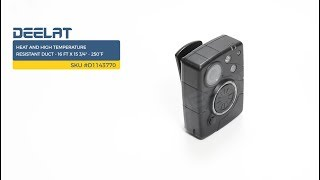 Police Body Camera - 64G 32MP     SKU #D1773638