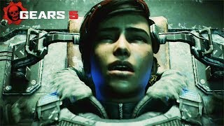 Origins of the Locust and Why Queen Myrrah Started the Wars (Gears 5)
