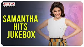 #Samantha Hits Jukebox | Telugu Hit Songs