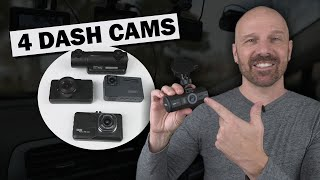 Four Best-Selling Dash Cams Compared!