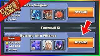 THIS NEW 'PRACTICE MODE' in Clash of Clans? (...100% AWESOME.)