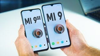 Первый тест Xiaomi Mi 9 SE (Звук - говно!)