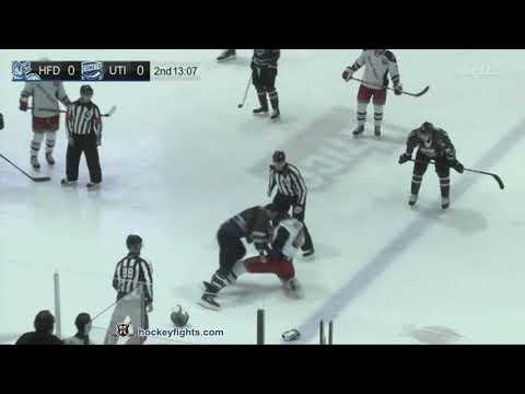 Vincent Arseneau vs. Shawn O'Donnell