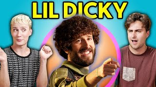 College Kids React To Dave (Lil Dicky)