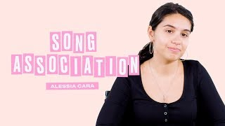 Alessia Cara Sings Rihanna, Michael Bublé, and Destiny's Child in a Game of Song Association | ELLE