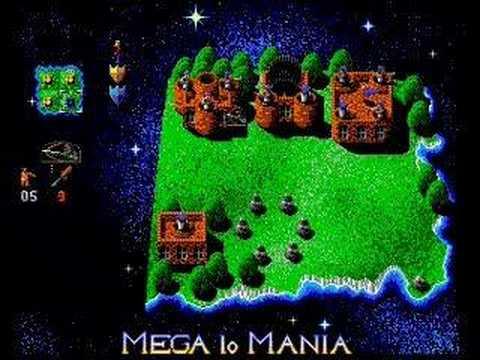 megalomania amiga game